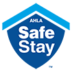 AAHLA Stay Safe Logo