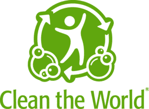 Logo courtesy of Clean the World