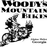 Logo courtesy of Woody's Mountain Bikes