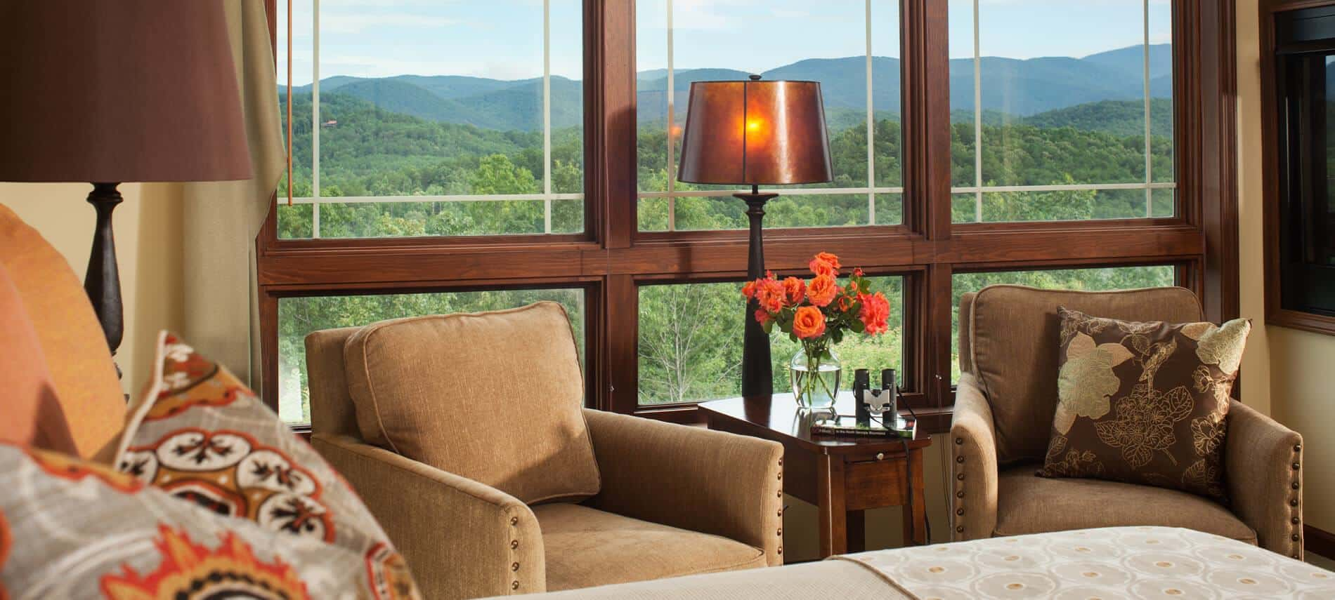 lucille's mountaintop inn & spa: a georgia bed and breakfast