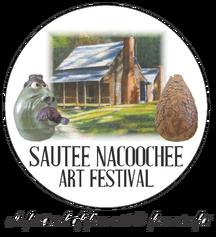 Sautee Nacoochee Art Festival logo